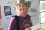 Ava S. wins iPad 2