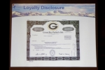 Dr. Stefan Mokrohisky - Loyalty Disclosure!