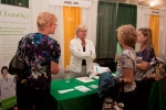 Exhibitor and attendee interaction