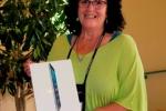 Nancy K. wins iPad