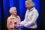 Loretta Ford (L) & Linda Pearson (R)