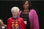 Loretta Ford (L) & Shirley Becton McKenzie (R)