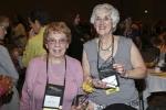 Maddie Nichols (L) & Susan Aronson (R)