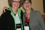Nancy Munro (L) & Kathy Magdic (R)