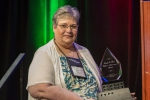 Julie Stanik-Hutt - 2018 Loretta C. Ford Lifetime Achievement Award Recipient