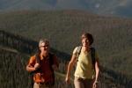 Hiking (photo credit Bob Winsett)