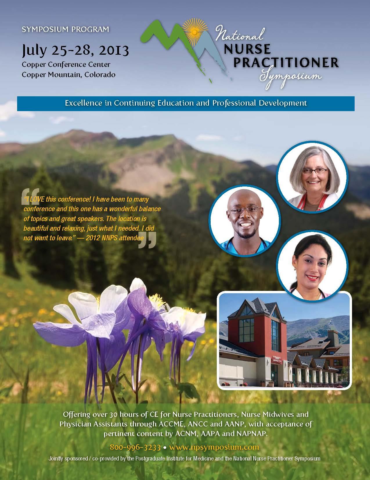 National Nurse Practitioner Symposium
