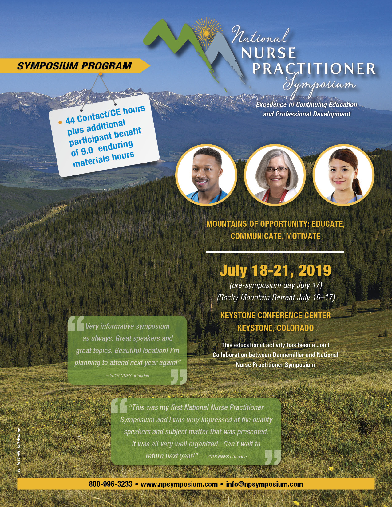 National Nurse Practitioner Symposium